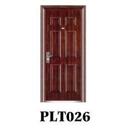 Steel Safety Doors