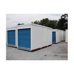 Shipping Mobile Container