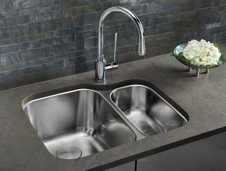 Gentil German Engineered Kitchen Sinks