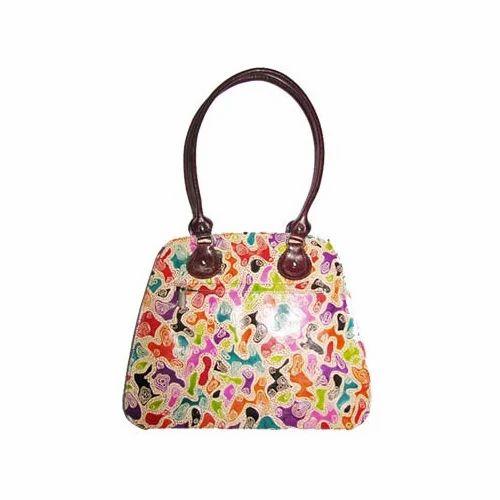 Coloured Leather Handbags