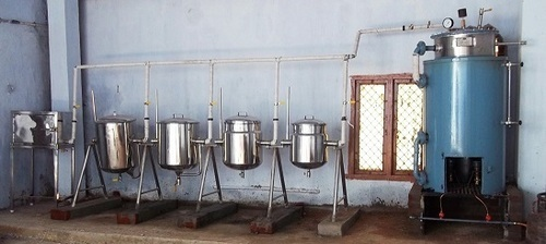 Hotel Steam Cooking Unit Hotels Kitchen Equipments P N