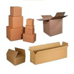Rectangular Packaging Carton Box