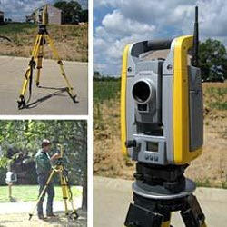 Total Station Survey Services