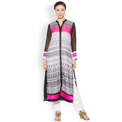 Designer Trendy Look Party Wear Long Kurtas