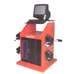 Ccd Wheel Alignment Systems