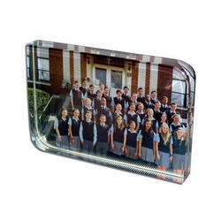Multi Brand Rectangle Crystal Photo Frames