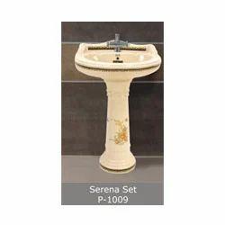 Serena Pedestal Washbasin