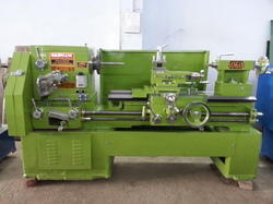 Lathe Machine Semi Geared