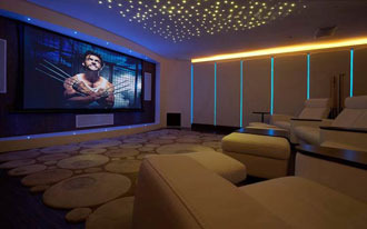 Home Theatre Interior Designing Service Home Theater Designing Service Provider From Jaipur