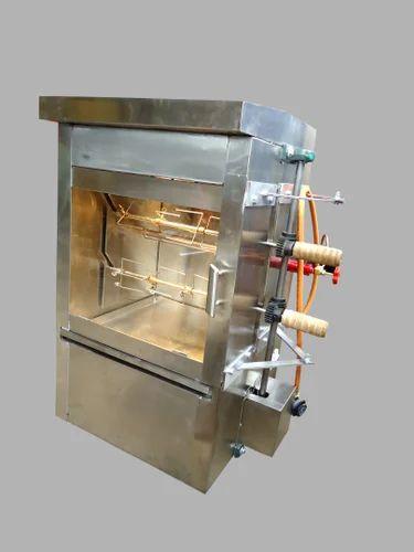 Chicken Grill Machine 6 Birds Sg Fabs Kitchen