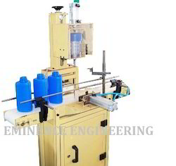Bottle Neck Finishing Machine