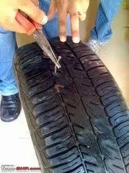 Tubeless Tyre Repair Service