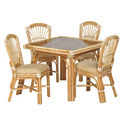 Cane Dining Sets