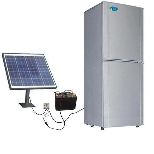 12 Volt Fridge >> Solar Refrigerator