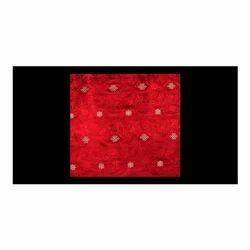 Red Tibetan Brocade