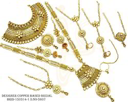Bridal Jewelry Sets In Coimbatore Tamil Nadu India