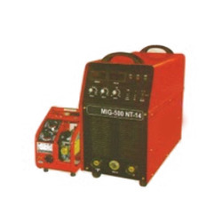 Miller Half Phase MIG Welding Machine, Automation Grade: Semi-Automatic, Current: 0-200 A