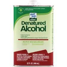 Denature Ethyl Alcohol