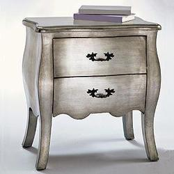 Silver Leaf Finishing For Furniture At