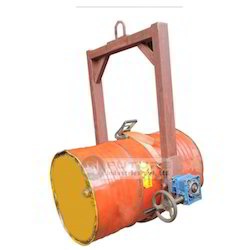 Drum Lifter with Crane