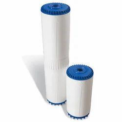 Plastic White GAC Filter