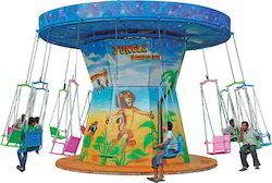 Jungle Swing Amusement Ride
