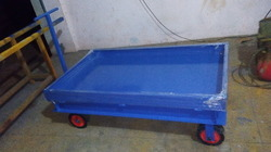 Mild Steel Trolleys