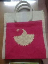 Printing Lunch Box - Jute Bags