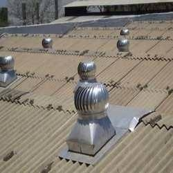 Turbine Roof Ventilator