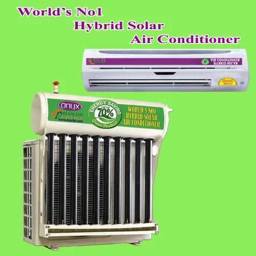 Solar Hybrid Air Conditioner Dreamland Solar Energy