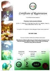 ISO Certificates 2