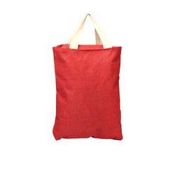 Casual Jute Tote Bag