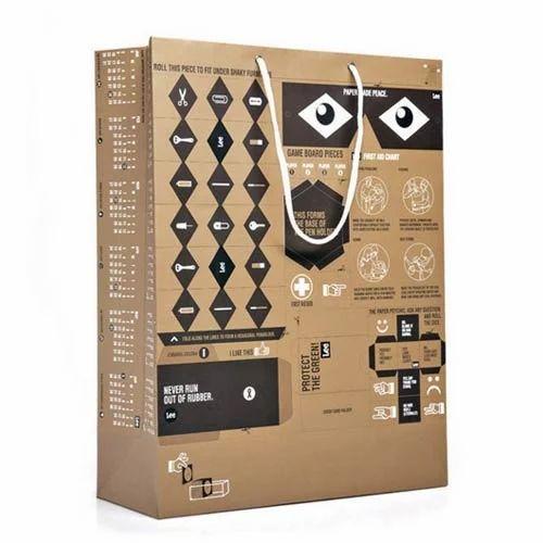 Printed Kraft Bags - Printed Brown Kraft Paper Bags Manufacturer ... 27c2ea4b9cf90