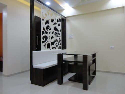 Designer Partition Interior Designing in Rangari Compound Thane