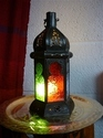Moroccan Colored Lanterns