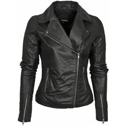 Leather Jacket Mens Wool Leather Jacket Wholesaler From Hyderabad