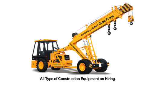 Hydraulic Excavator Service - Hydra Construction Service Service