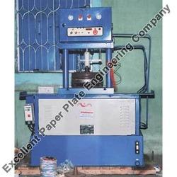 Hydraulic Paper Plate Punching Machine