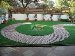 Artificial Turf for Terraces