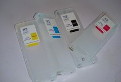 Refillable Cartridge, Ink For HP DJ 510