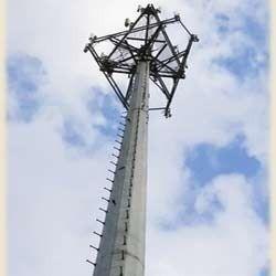 Monopole Tower, मोनोपोल टावर   Ganges Internationale