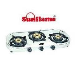 Gas Stove Spectra