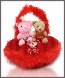 buy valentines day special heart and get free gift