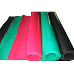 Shot Blasting Rubber Sheet