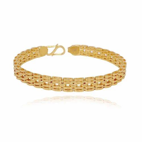 Gents Gold Bracelet