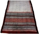 Bagru Vegetable Dye Hand Block Printed Cotton Saree
