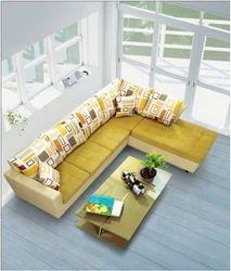 16c4a7051 L Shape Sofa Set - L shape couch Latest Price