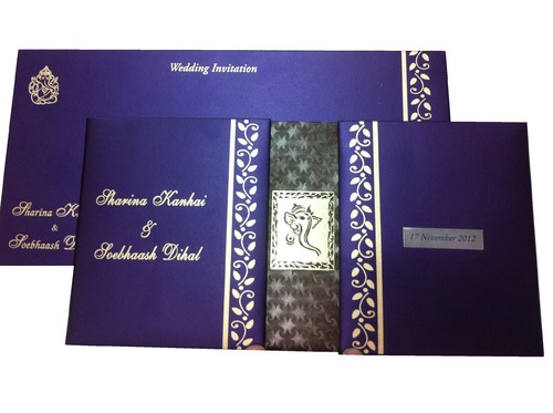 Hardboard Wedding Card Hb9 Hardboard Wedding Cards Chawri Bazar