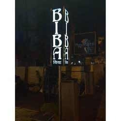 Lighted Business Signage