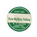 Mutton Tallow